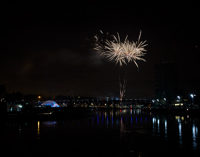 Fireworks @ Kortrijk