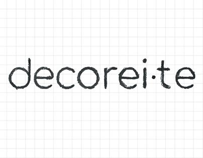 Decoreite - Loja Virtual