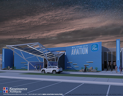 Metro Technology Centers New Aviation Building