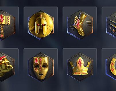 Premium Shop amulet-avatars for WoT Blitz mobile game