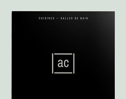 AC Cuisines & Salles de bain — Dépliant