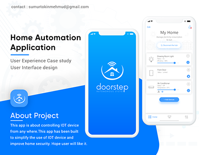 Home Automation Apps case study