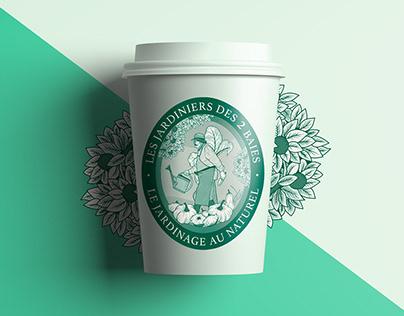 Logo - Les Jardiniers des 2 Baies