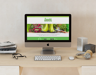 Sito web Daveli Garden Center