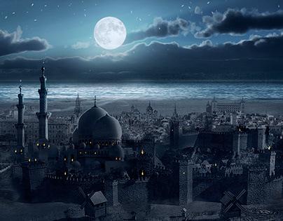 Muslim medieval city