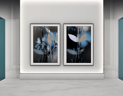 Fine art photography BLUE MOMENTS