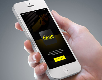 Wadeni Taxi App – Mobile App Design in Saudi Arabia
