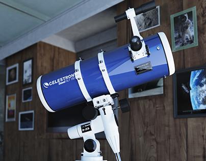 Astronomer apartment
