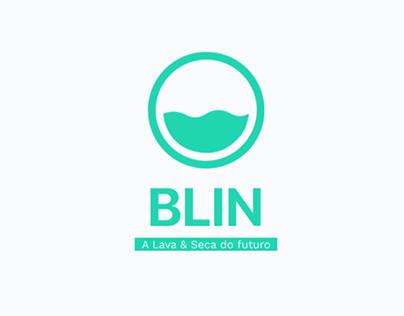 UX/UI Design   BLIN - Lava & Seca inteligente