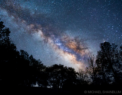 Project: Milky Way 2011-2013