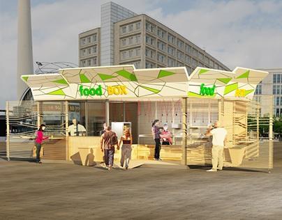 Street Food Pavilion FOOD BOX