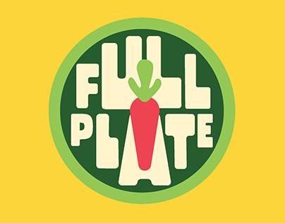 FULL PLATE: Design for Good
