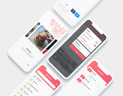 Salt Food Order UI Kit