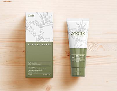 ATOBK | Package Design