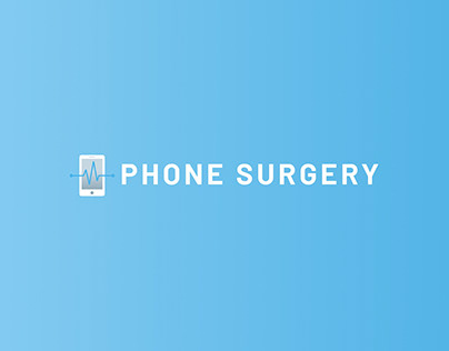 Ecommerce Website Design For Phone Surgery