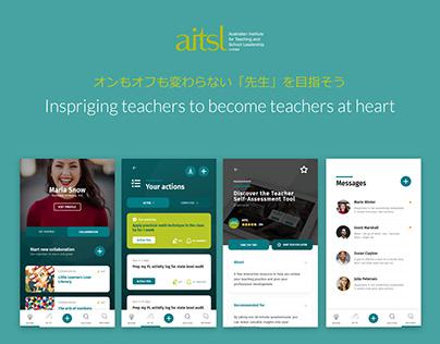 Lifting teachers to be teachers at heart