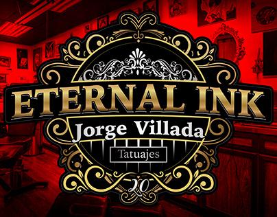 Logo Eternal Ink - Jorge Villada