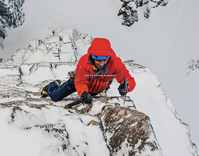 Mountain Equipment AW18