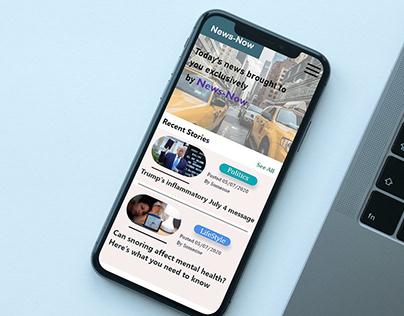 Modern News App
