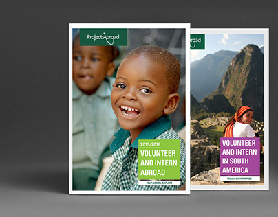 Project abroad brand overhaul