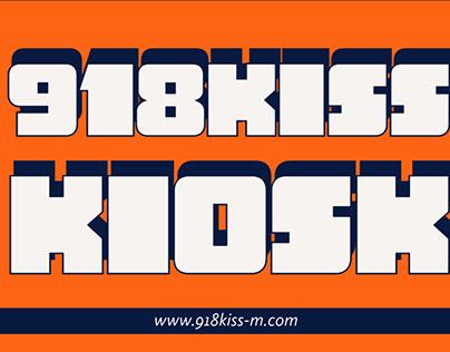 918kiss Kiosk