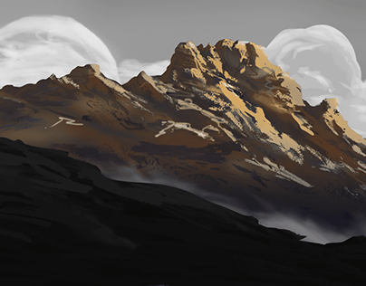 Mountains Over