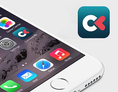 ConcertLike app   logo