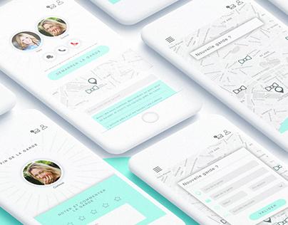 TEDIZ / design & concept