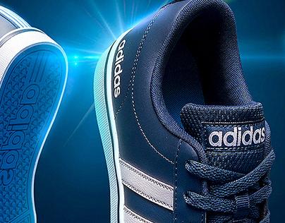 Adidas x Nike