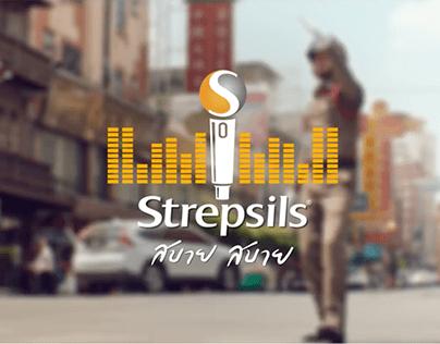Strepsils. The Karaoke Project.
