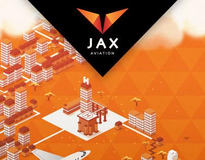 Jax Aviation   Flaq Digital