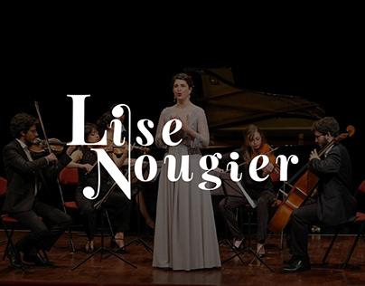 SITE WEB - Lise Nougier