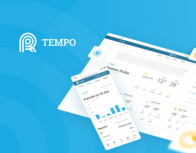 Canal Rural Tempo - Website Redesign / Front-end