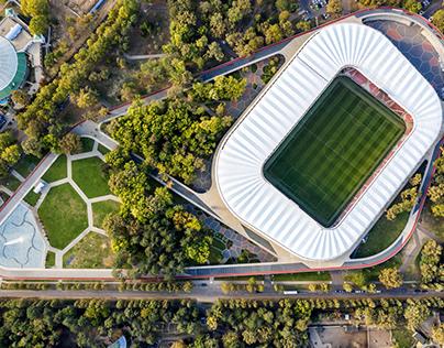Hungarian Stadiums