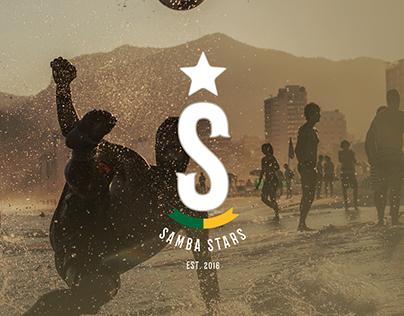 Branding Samba Stars