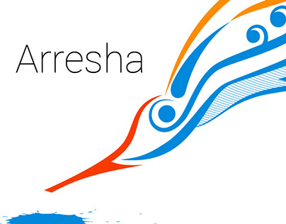 Arresha Logo