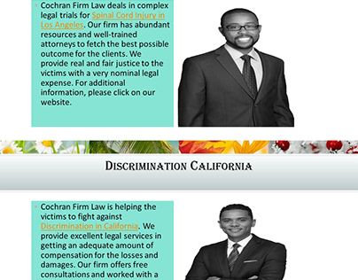 Top Discrimination Lawyers Los Angeles