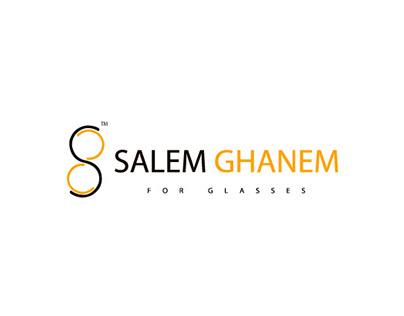 Branding & identity design: Dr.Salem Ghanem