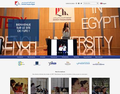 French University in Egypt