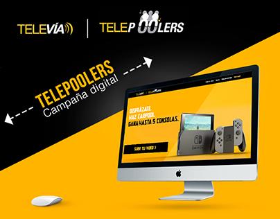 Telepoolers