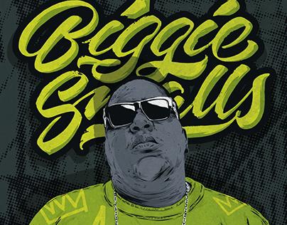 Notorious B.I.G. - Fan Art