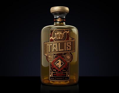 Talis Rare Cask Vodka