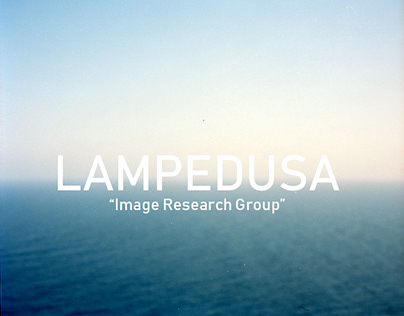 """Lampedusa """"Image Stories from the Edge of Europe"""""""