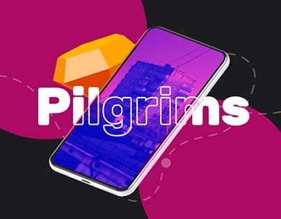 Pilgrims | UX-UI App
