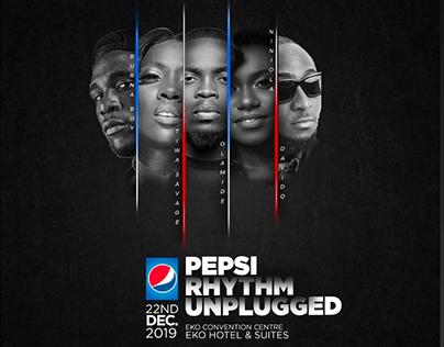 Pepsi Rhythm Unplugged for Flytime