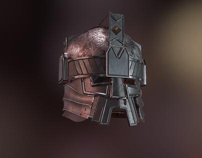 War Helmet