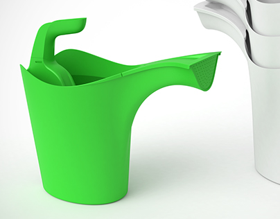 Mezzamorphos Watering Can (2011)