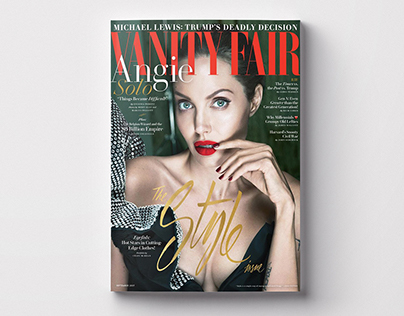 Vanity Fair - The September Issue