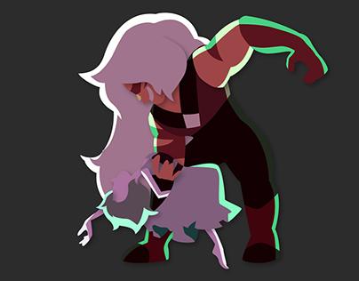Dance with Me - Steven Universe (Lapis & Jasper)
