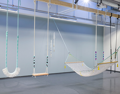 Sipp og Hoj - swings and hammocks